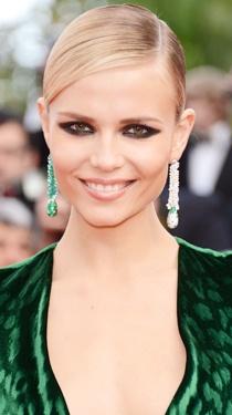 Natasha Poly's Cannes Makeup: Runway to Red Carpet