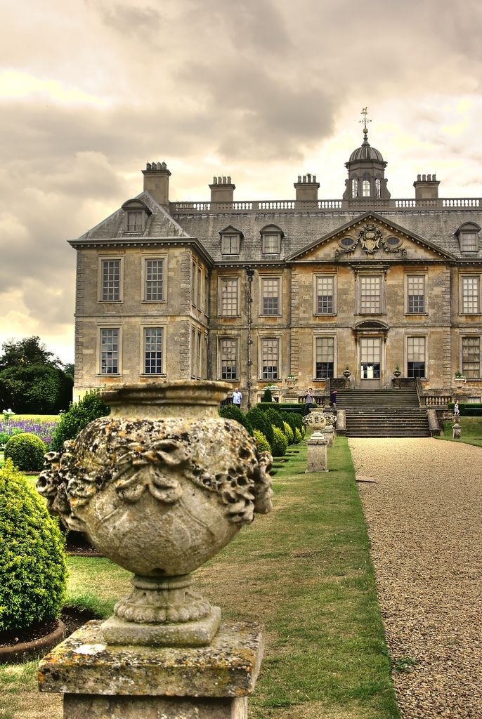 Belton House Ornate Garden | Belton House HDR Processed Imag… | Flickr - Photo Sharing!