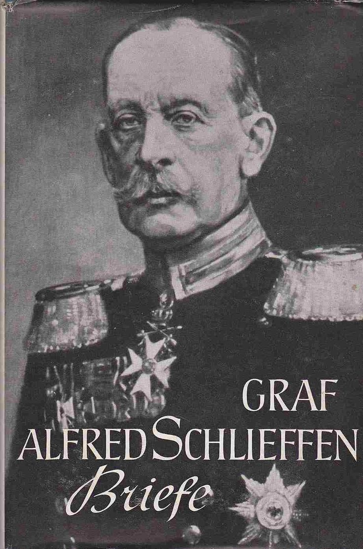 Alford von Schlieffen i reallly like this picture because it always has his name in it.