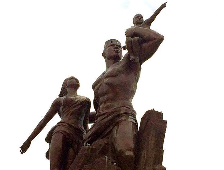 Monument De La Renaissance, Dakar