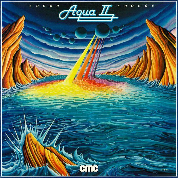 Edgar Froese - Aqua II (Vinyl, LP) at Discogs