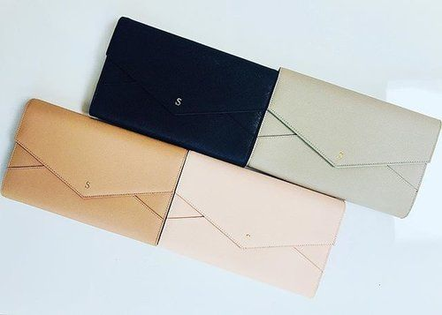 #Personalisation is now front and centre on our #Envelope #Clutch  Loving this new #simple #style on our website now