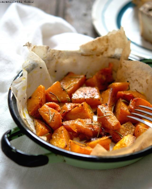 Sunday cooking: Zucca gialla al forno   Organiconcrete