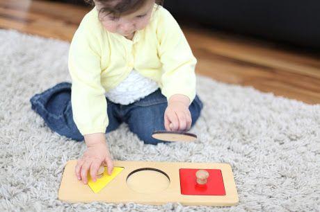 Traditional Montessori Materials in the Infant/Toddler Environment - NAMC Montessori Teacher Training Blog