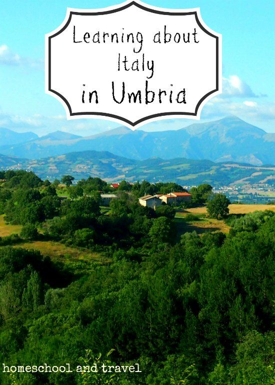 Learninng about Italy in Umbria. A fabulous week exploring Umbria, her history, food and culture, based on an organic farm in the Umbrian hills.