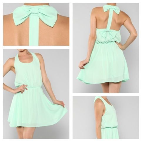 vestidos cortos -  color del de bajada