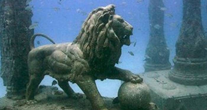 "From Cleopatra's Kingdom to the ""Wickedest City on Earth"", a fascinating look at the lost sunken cities of the ancient world!"