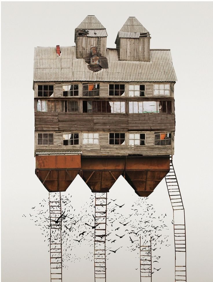This series of collages by Sweden-based artist Anastasia Savinova, entitled Genius Loci, provides a unique study of city architecture. Each individual piece is an amalgamation of the spirit of a destination,...