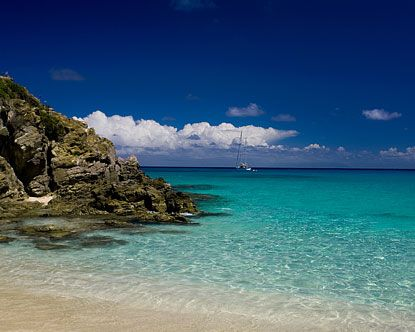 St. Barts, Governours Beach