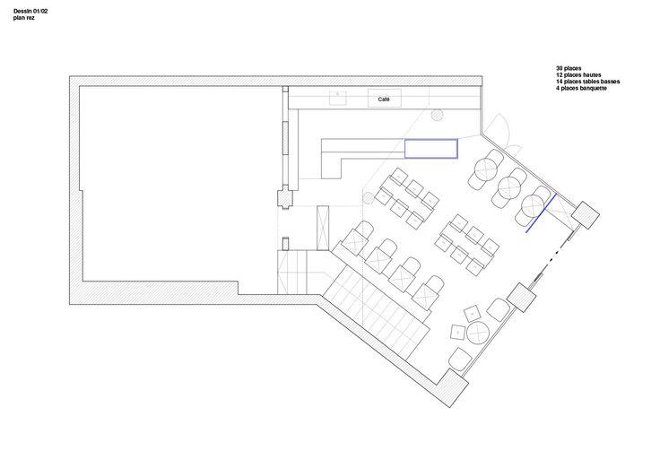 9 best Coccinelle - Café images on Pinterest Architects, Ladybugs - plan maison en l 100m2