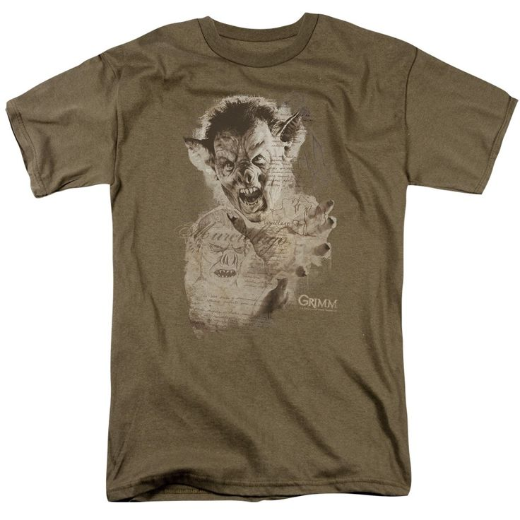 """Checkout our #LicensedGear products FREE SHIPPING + 10% OFF Coupon Code """"Official"""" Grimm / Murcielago Sketch - Short Sleeve Adult 18 / 1 - Grimm / Murcielago Sketch - Short Sleeve Adult 18 / 1 - Price: $29.99. Buy now at https://officiallylicensedgear.com/grimm-murcielago-sketch-short-sleeve-adult-18-1"""