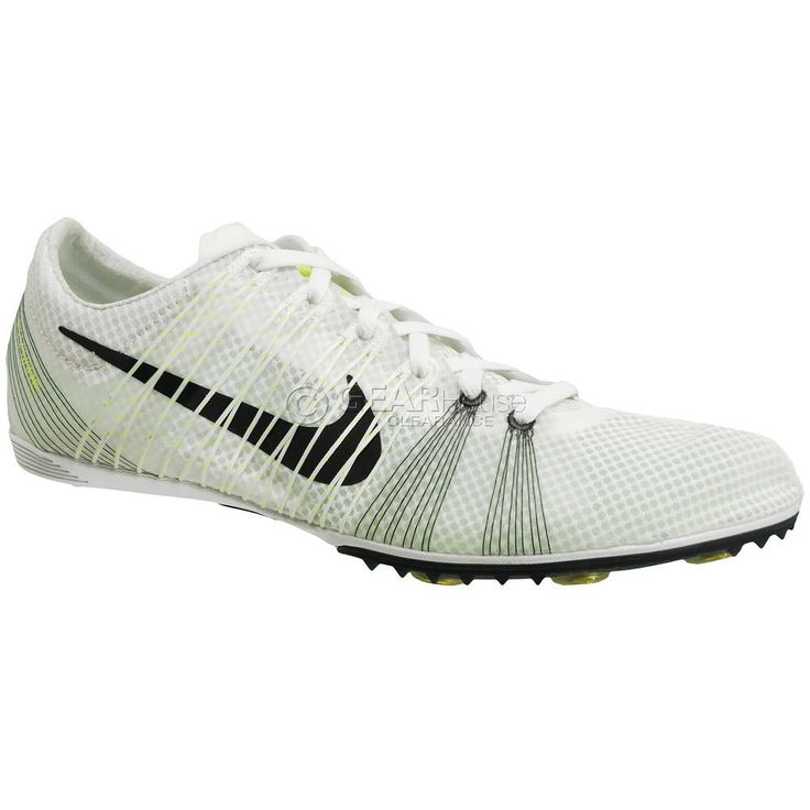 New NIKE Zoom Victory Elite Track Spikes Shoes Carbon Fiber : White : Mens  5.5