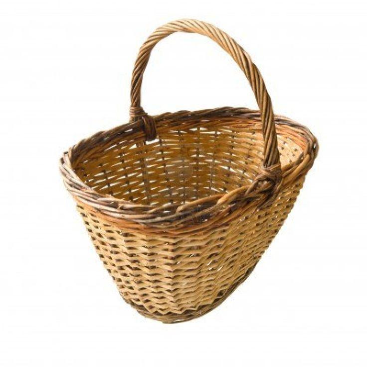 4494876 Empty Basket Isolated On White Background 1200