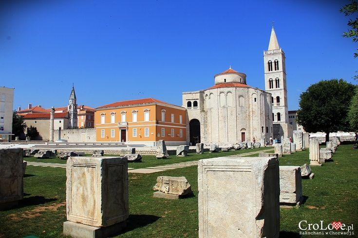 Kościół Św. Donata w Zadarze    CroLove.pl  