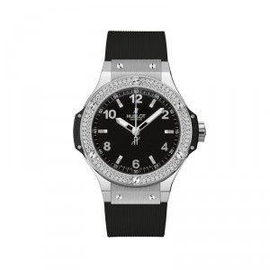 Réplica de calidad superior 361.sx.1270.rx.1104 Hublot Big Bang reloj de acero de cuarzo 38mm reloj