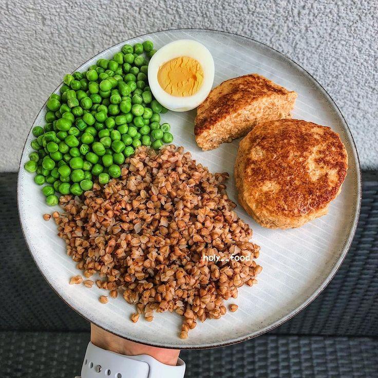 Гречка на обед для похудения