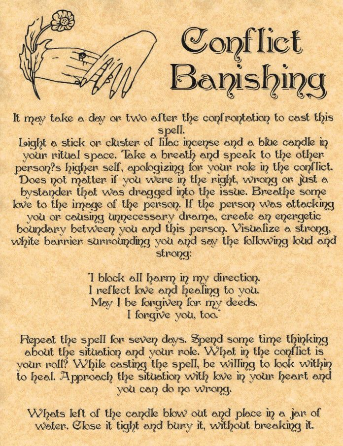 461 best witchcraft images on pinterest magick witch craft and bruges conflict banishing spell book of shadows page bos pages real wiccan spell fandeluxe Image collections