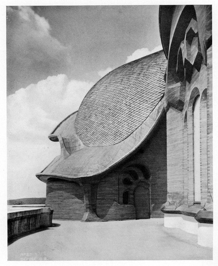 Rudolf Steiner - First Goetheanum