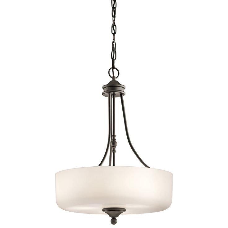 Shop Kichler Lighting 43653 Lilah 3 Light Large Pendant At Lowes Canada Find Our Selection Of Lights The Lowest Price Guaranteed With
