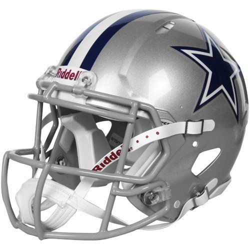 NFL Dallas Cowboys Speed Authentic Football Helmet « Store Break