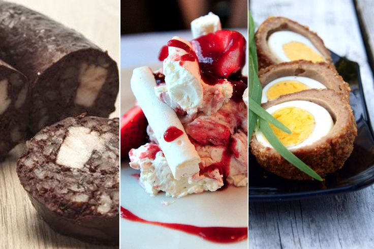 Delicious Yet Suspicious British Dishes - Spotted Dick, Winkles, & Jellied Eels