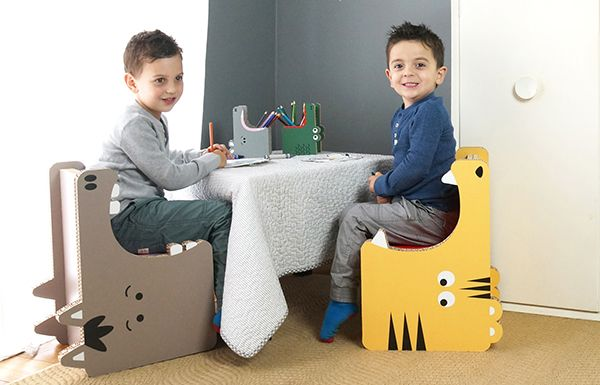 Form maker - Gobble up – the cutest eco-friendly kids chairs