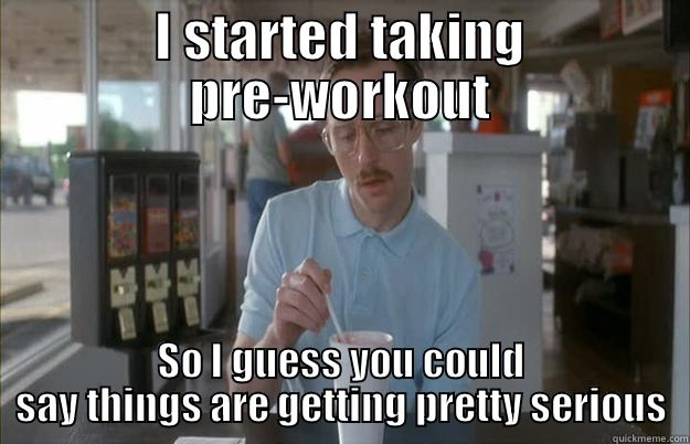 Funny Pre-workout