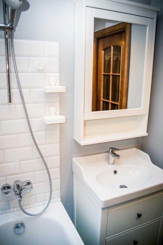 классическая скандинавская ванная - IKEA FAMILY