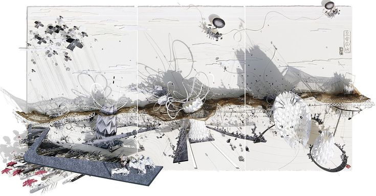 Thomas Hillier, BA (Hons) Architecture & Diploma in Architecture (Bartlett School of Architecture)