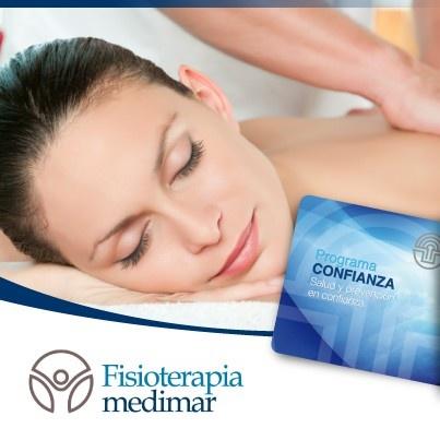 Una sesión gratis de Fisiopilates con la Tarjeta Confianza. www.hospitalmedimar.com/confianza