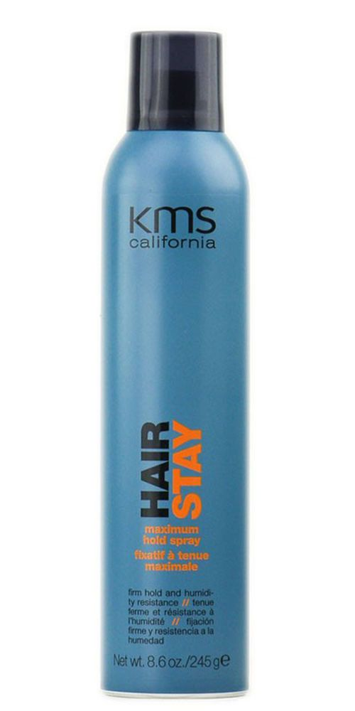 KMS California Hair Stay Maximum Hold Hair Spray 300 ml / 8.6 oz hairstay  #KMS