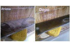 4 TRUCCHETTI PER NON COMPRARE MAI PIU' GLI ANTICALCARE e altri detergenti da bagno/cucina..
