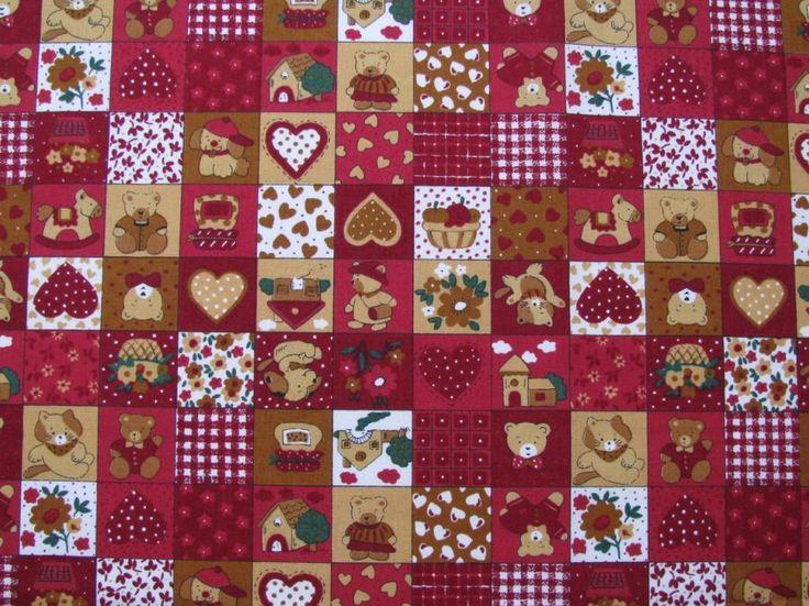 Dětské motivy - patchwork 13110