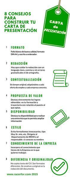 modelo carta de presentacion español c1 - Buscar con Google