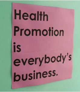 what is health promotion Health promotion is very relevant today there is a global acceptance that health and social wellbeing are determined by many factors outside the health.