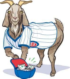 Reverse The Curse featured in ESPN THE MAGAZINE: Cubs fans seek Karma of the Billy Goat.