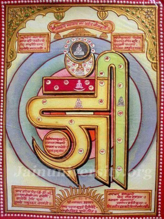 Shri Namaskar Mantra