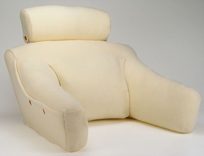 12 Best Images About Reading Pillows For Your Bed On