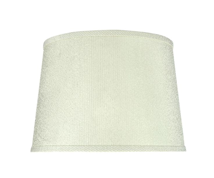"""# 32308 Transitional Hardback Empire Shaped Spider Construction Lamp Shade in Off White, 14"""" wide (12"""" x 14"""" x 10"""")"""
