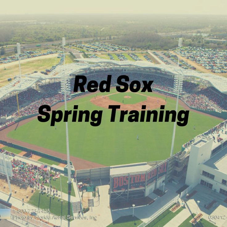 Red Sox Spring Training baseball in Fort Myers, Florida | The Favorite Sun