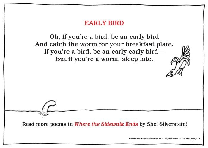 Shel Silverstein Death: 127 Best Images About Poetry On Pinterest