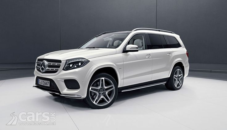 e4c4b7deb97d88 Mercedes GLS Grand Edition 'Packs' add gloss to Mercedes' largest SUV