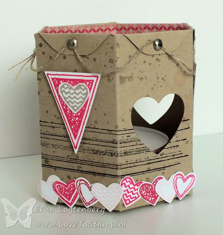 Teelichthalter evtl. auch für Geschenke als Verpackung