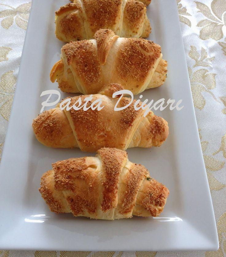Pasta Diyarı: KATMERLİ POĞAÇA
