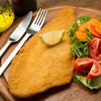 Fried Haddock Fillets Just Like Cracker Barrel