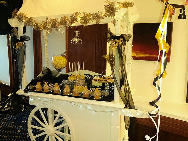 Candy Cart Hire in Hertfordshire, Sororio Events