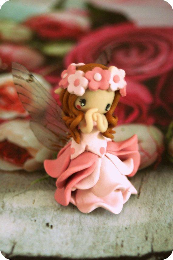 Fairy Princess Figurine par TheDollAndThePea sur Etsy