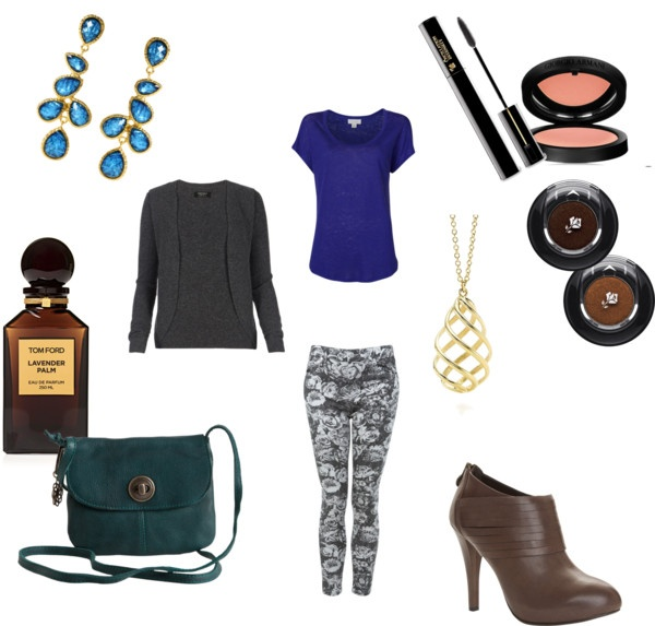 """""""Under the Lights"""" by thugboat on Polyvore"""