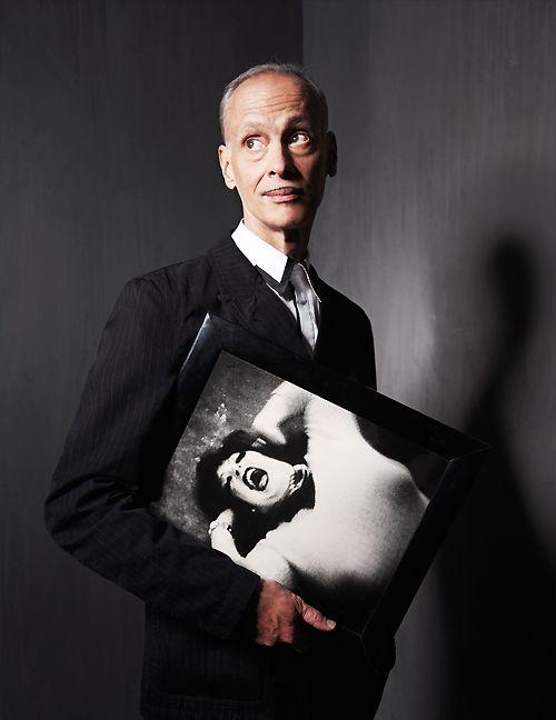 портреты фотографа джона джонсона розово-черного проспекта