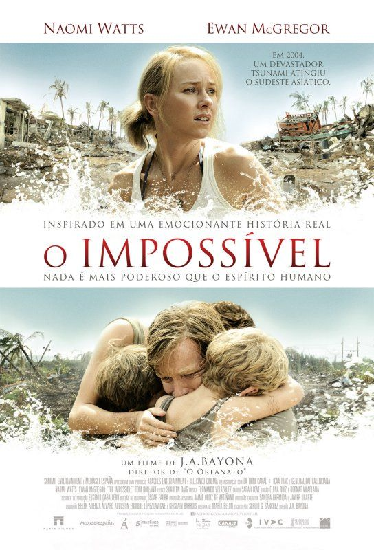 O Impossível: Fotos O Impossível : poster